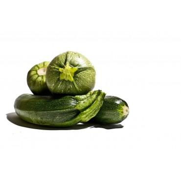 Calabacín verde (Kg)